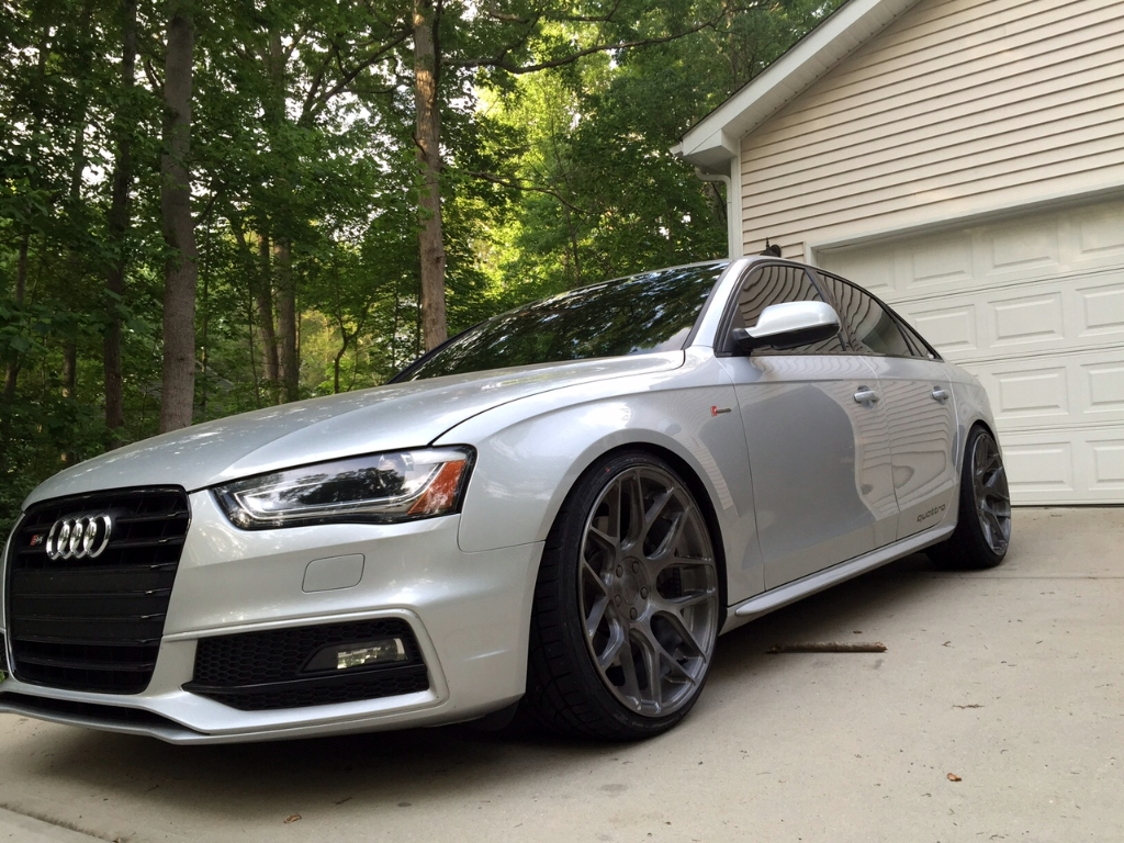 2015 Audi S4 2015 Audi S4 Reviews And Rating Motor Trend