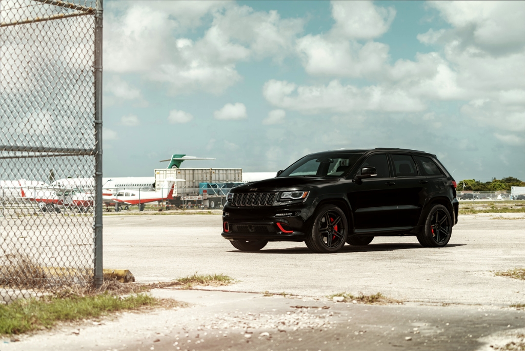 Jeep Grand Cherokee Srt8 Agl15 Forged Concave Wheels 1