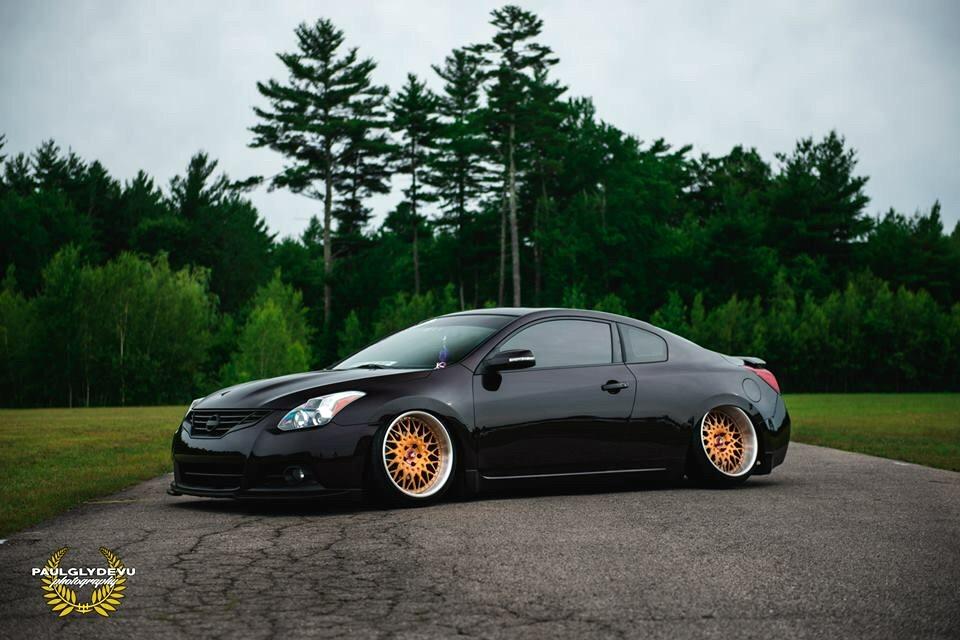 nissan altima f241 mesh wheels 1Nissan Altima Coupe Black Wheels #19