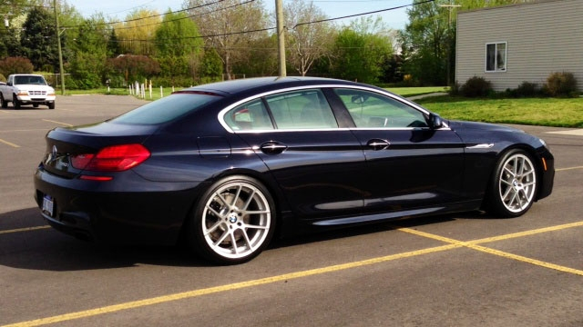 Avant Garde M510 Wheels Bmw 650i Grand Coupe 4