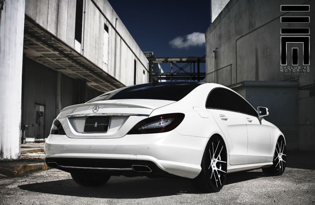 "Mercedes CLS550 - 20x8.5"" / 20x10"" Two Tone M510 Bespoke"