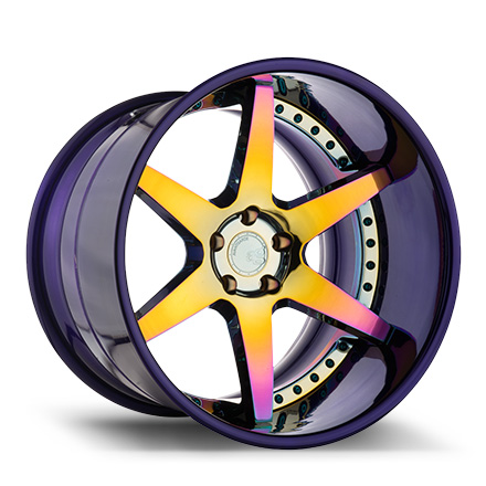 "20"" Neo Chrome with Prism Purple Lip [SPEC2]"