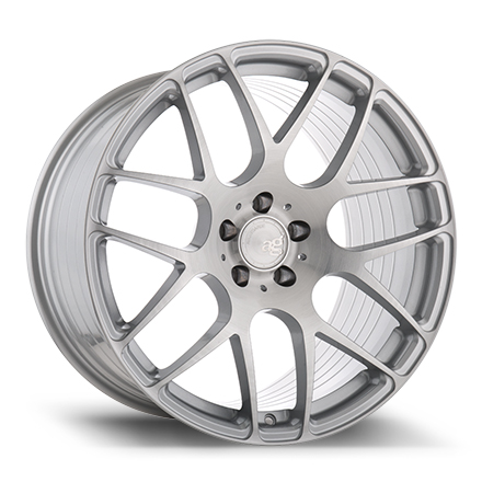 M610 - Brushed Liquid Silver | Avant Garde Wheels