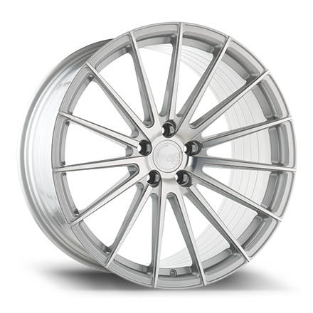 M615 - Machined Silver | Avant Garde Wheels