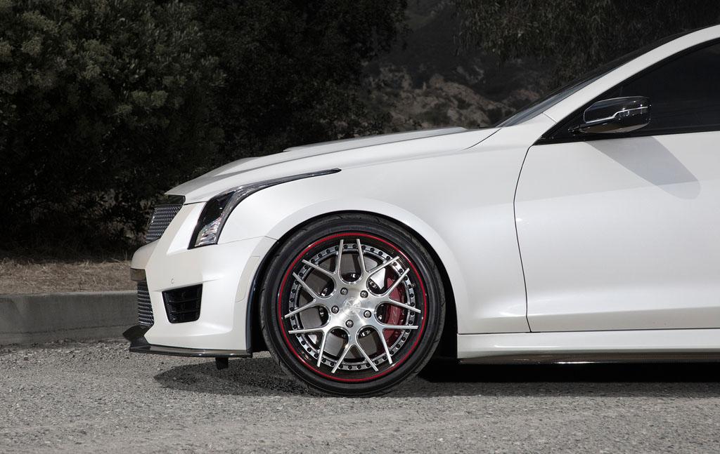 2017 Cts V Coupe >> Avant Garde Wheels   Cadillac ATS-V   AG F510 SPEC3