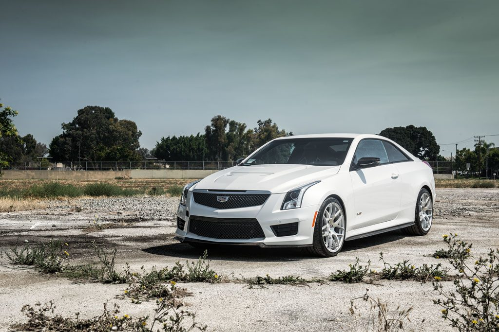 Cadillac Ats V Coupe >> Cadillac Ats V Coupe M610 Avant Garde Wheels Avant