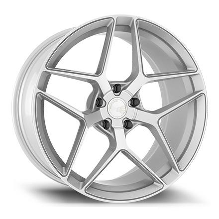 M650 - Machined Silver | Avant Garde Wheels