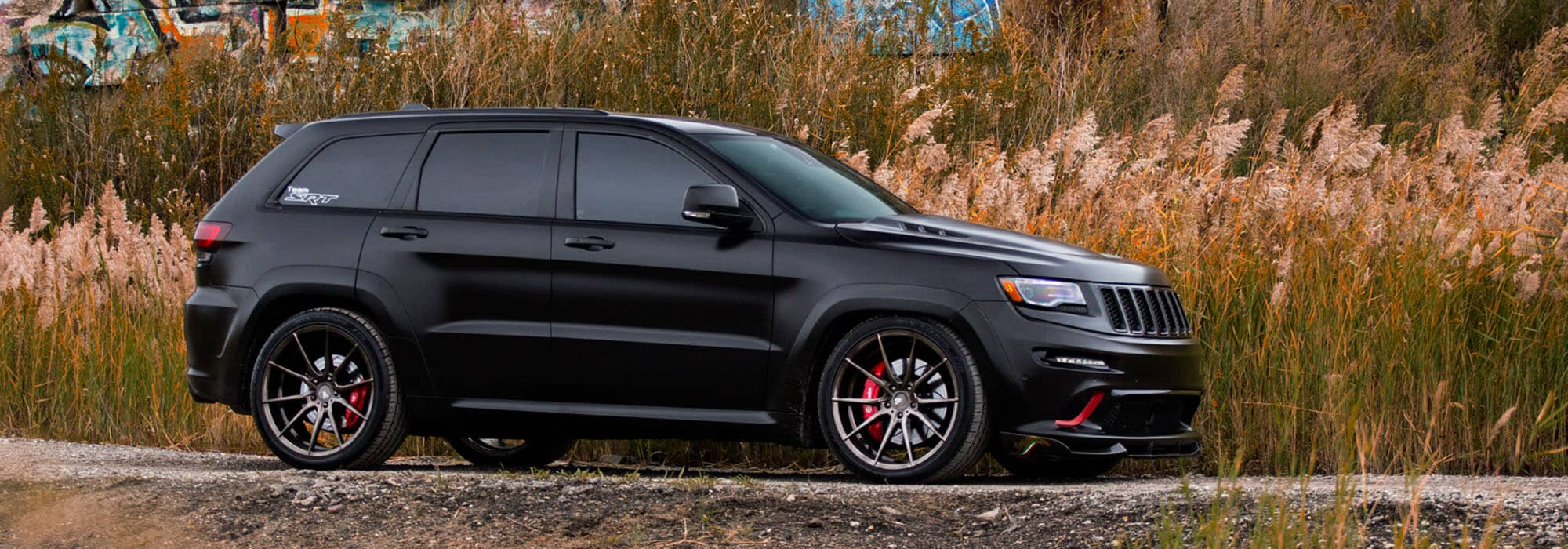 Jeep Grand Cherokee Srt Aftermarket Wheels