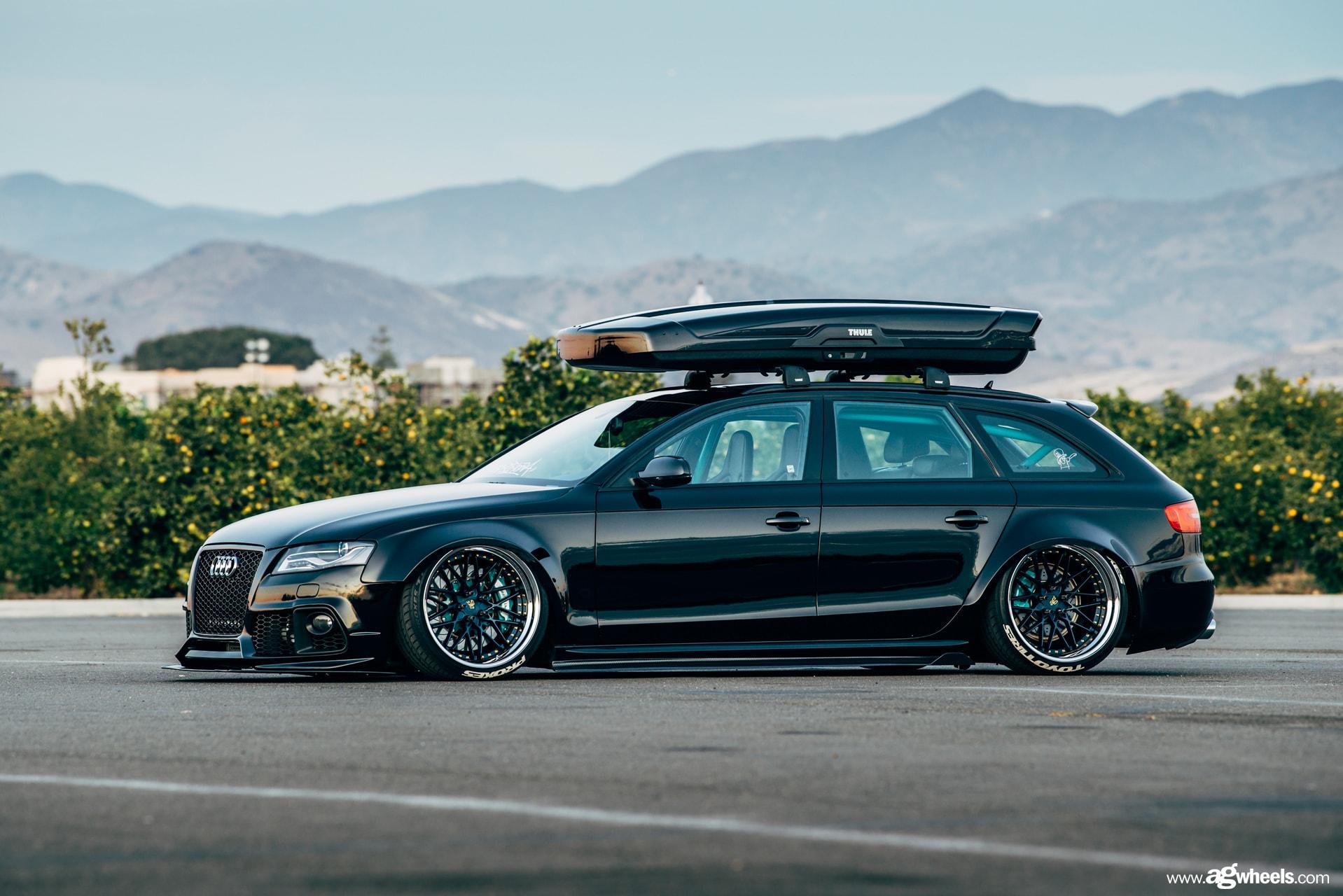 Audi A4 Avant x Avant Garde SR10