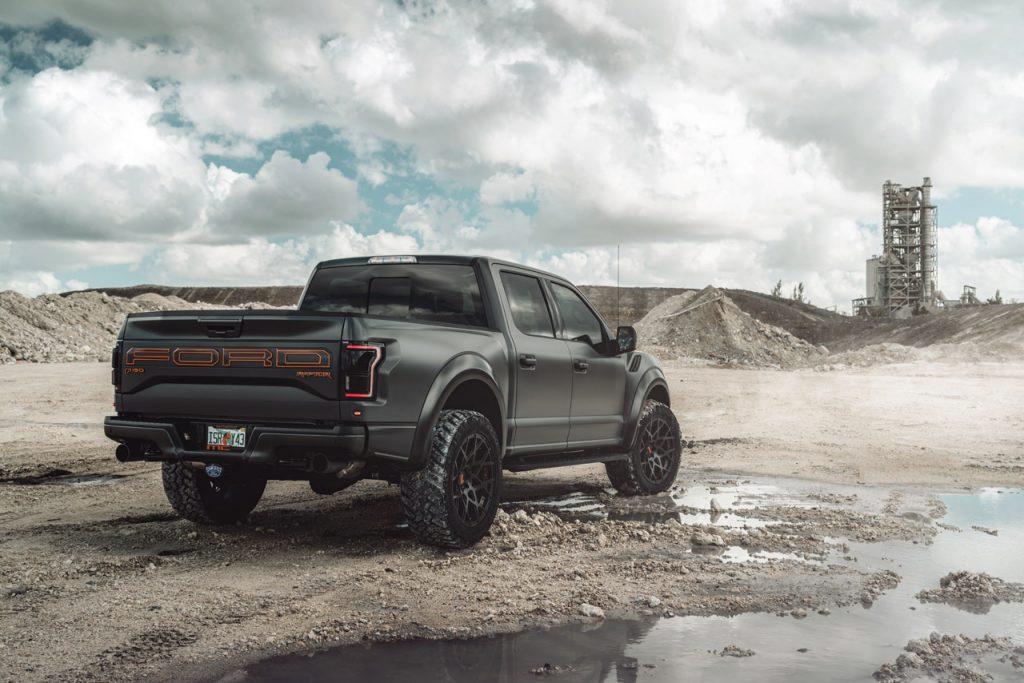 Ford Avant Garde Wheels