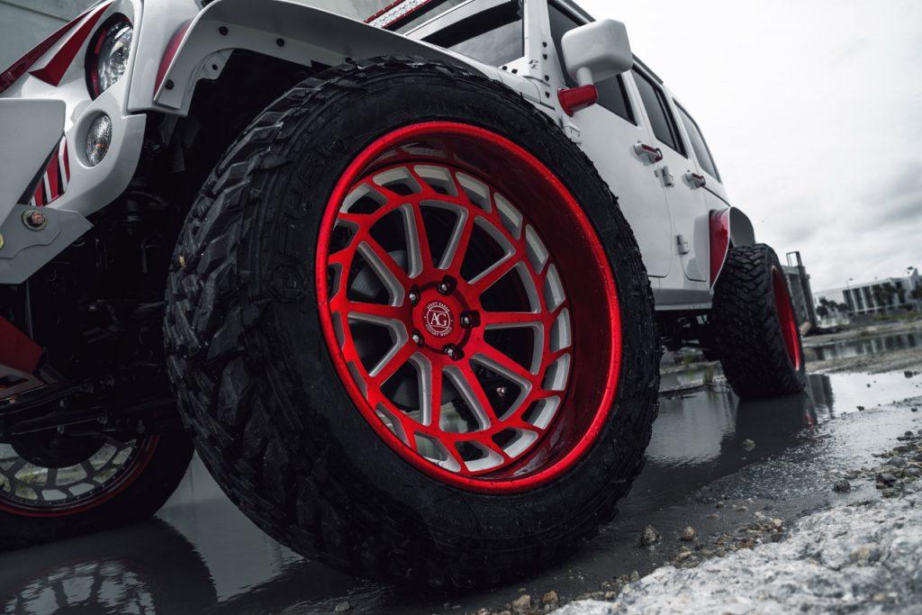Jeep Wrangler Lifted >> Jeep – Avant Garde Wheels