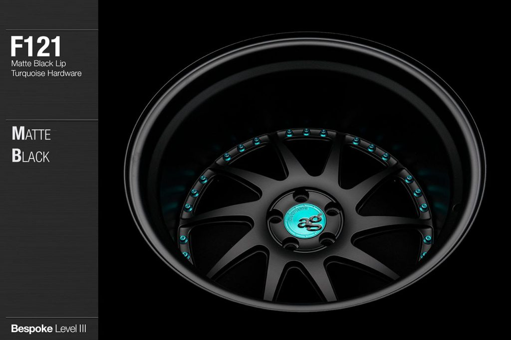avant-garde-ag-wheels-f121-matte-black-face-lip-turquoise-hardware-3-min