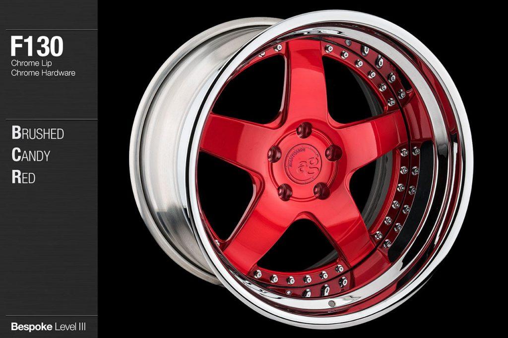 avant-garde-ag-wheels-f130-brushed-candy-apple-red-face-chrome-lip-hardware-4-min