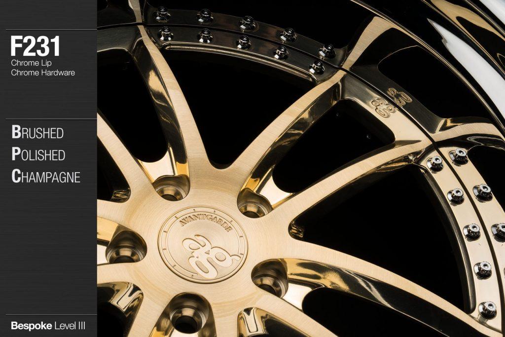avant-garde-ag-wheels-f231-brushed-polished-champagne-face-chrome-lip-hardware-2-min