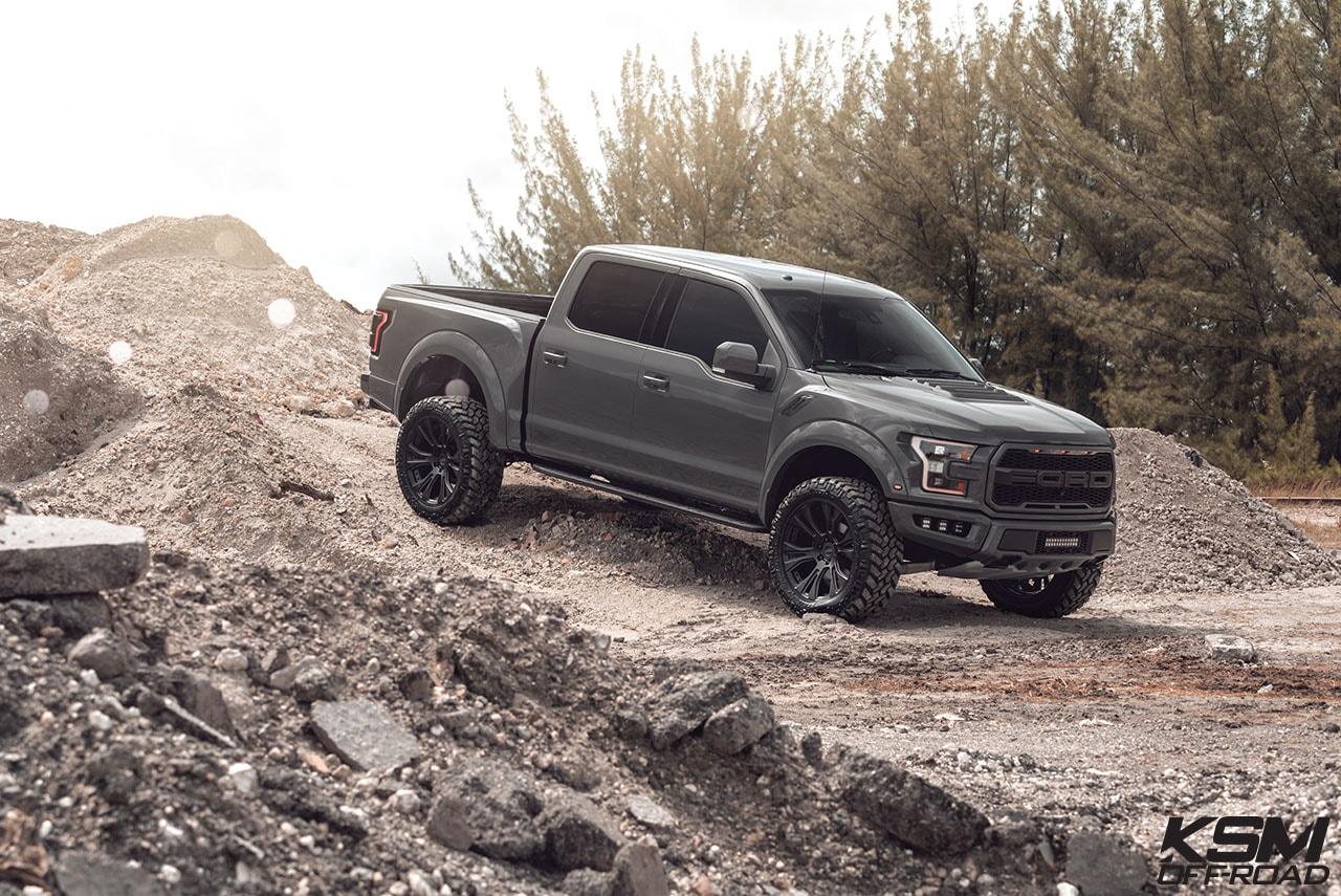 2019 Ford Raptor >> Ford Raptor   KSM Offroad KSM08 – Avant Garde Wheels
