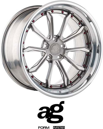 Completely custom wheel configurations with our largest range of styles for any vehicle. Each set is built to order with fitments engineered and catered to your personal preference. All wheels are manufactured using aerospace-grade aluminum and exclusively with US components.
