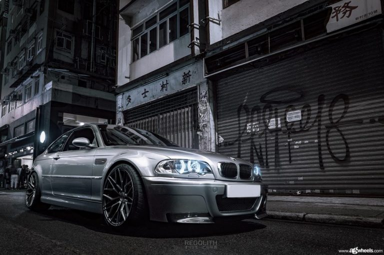 bmw e46 m3 3series ag avant garde m520r dark graphite metallic sport mesh wheels